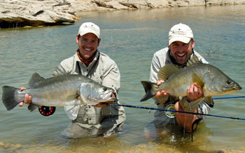 Nile Perch Fishing